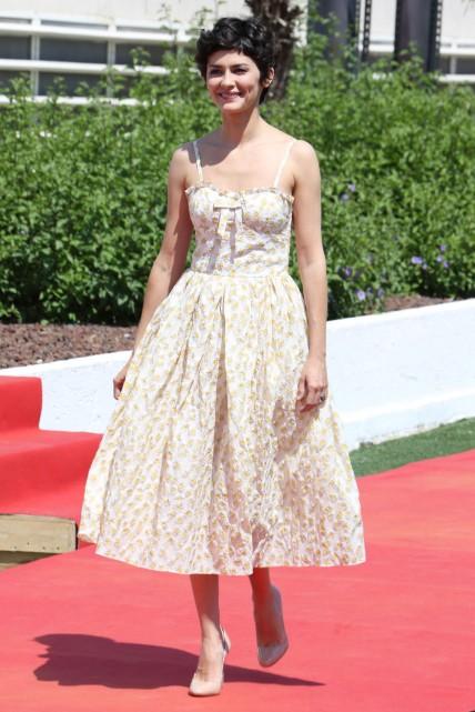 Cannes Film Festival Audrey Tautou 2013 Still
