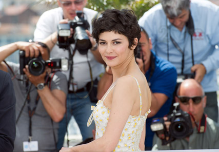 Cannes Film Festival Audrey Tautou 2013 Wallpaper