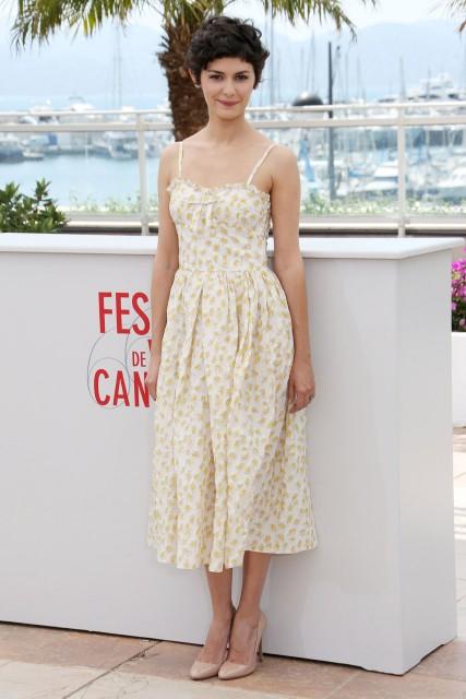 Cannes Film Festival Audrey Tautou 2013