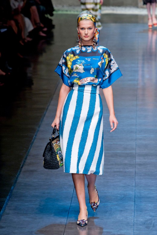 The Fashion Hit Of The Summer Dolce e Gabb