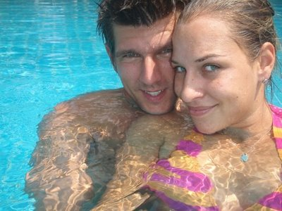 Dominika Cibulkova Hot Pic With Boyfriend