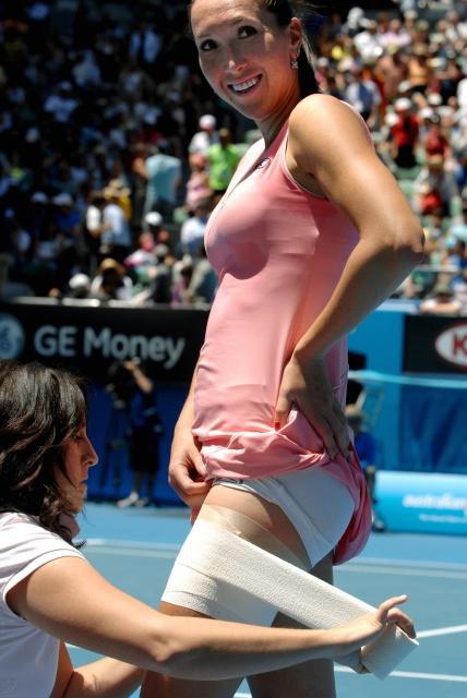 Jelena Jankovic Still