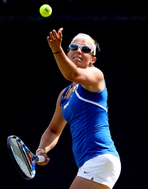 Kirsten Flipkens hot Photo