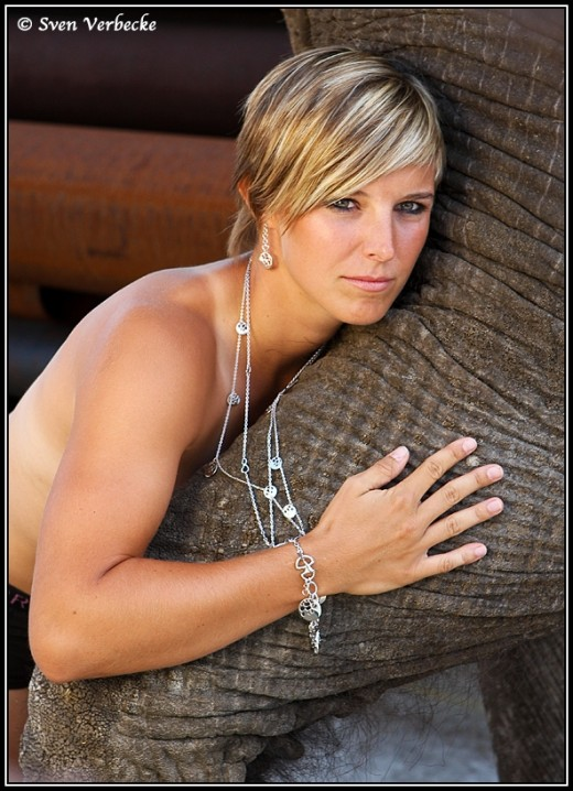 Kirsten Flipkens hot Still