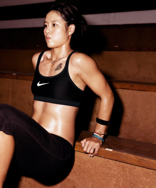 Hot Na Li Workout