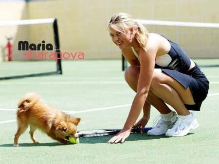 Hot Maria Sharapova