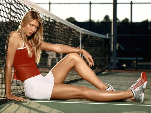 Hot Maria Sharapova Picture