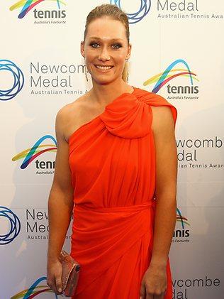 Samantha Stosur hot dress still