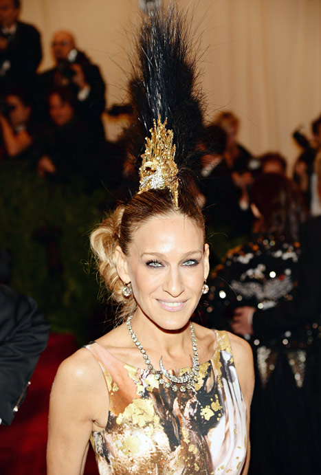 Winners and Losers of fashion in Met Ball 2013 - Fashion ...