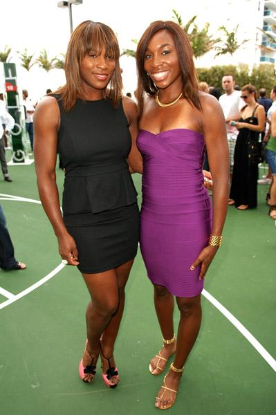 Venus Williams & Serena Williams hot picture