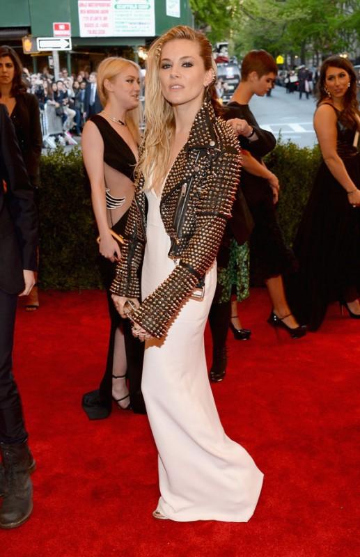 Sienna Miller in Met Ball 2013