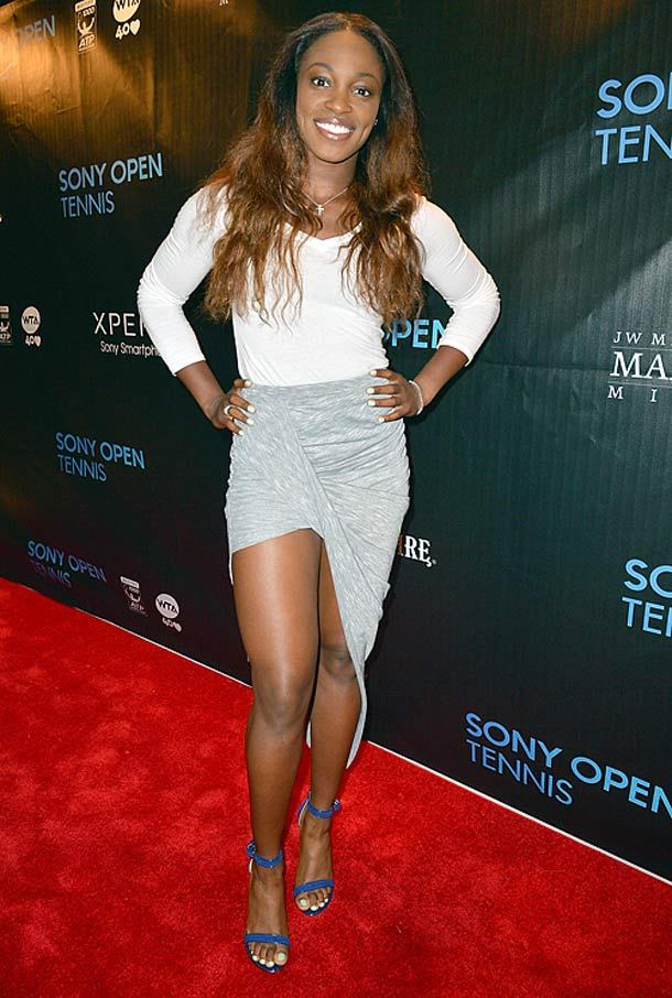 Sloane Stephens Hot Wallpapers Fashion Style Trends 2019