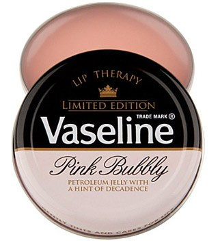 Vaseline Limited Edition Pink Bubbly Lip Therapy