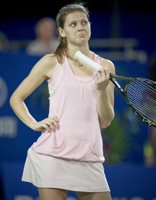 Lucie Safarova Still