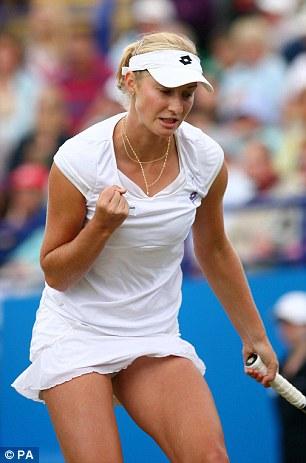 Ekaterina Makarova hot photo