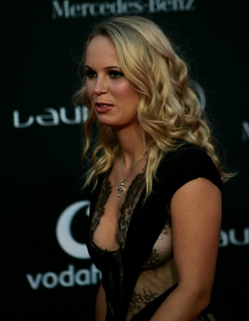 Caroline Wozniacki hot dress image