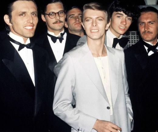 David Bowie Snapshot