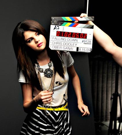 Selena Gomez Prepared her Videos for Song