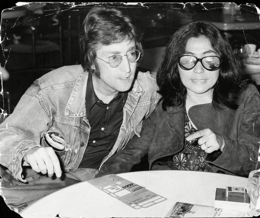John Lennon Still Photo