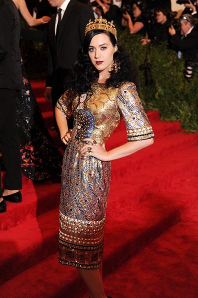 Katy Perry Met Gala 2013 the Jasmine Brand