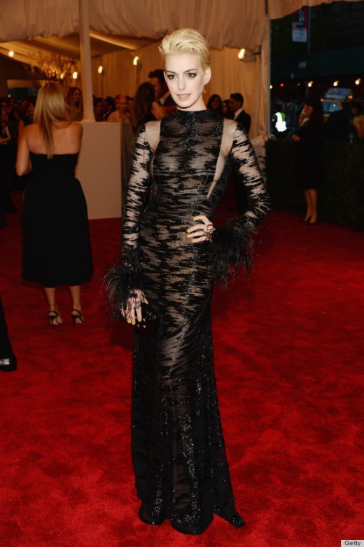 Debbie Harry Met Gala Show 2013