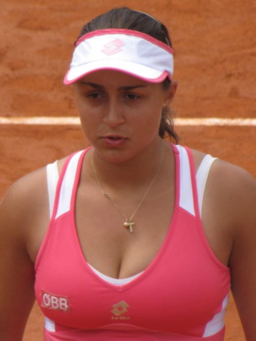 Tamira Paszek Hot Image