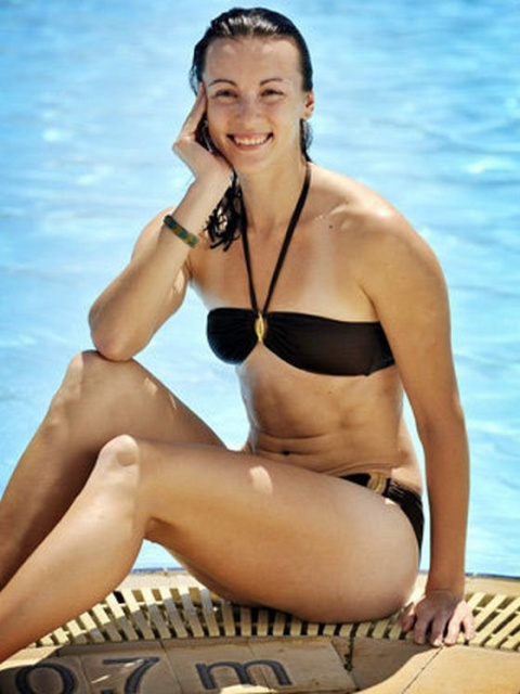 Yaroslava Shvedova Hot Bikini Photo