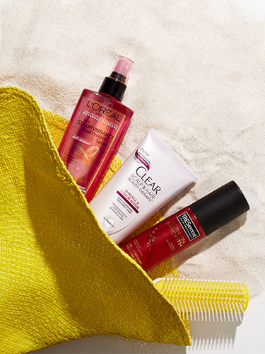 Summer Hair Protection Products