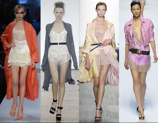 Summer Fashion Trend Dress Photo