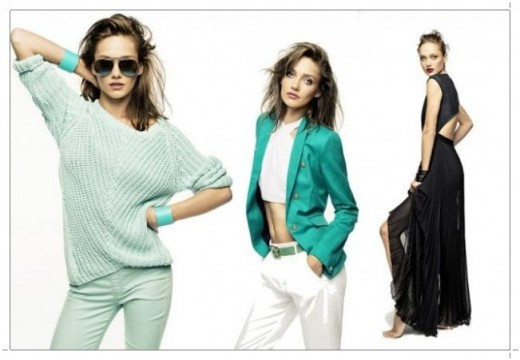 Summer Fashion Trend Dress Wallpaper