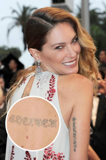 Erin Wasson Tattoos Snapshot