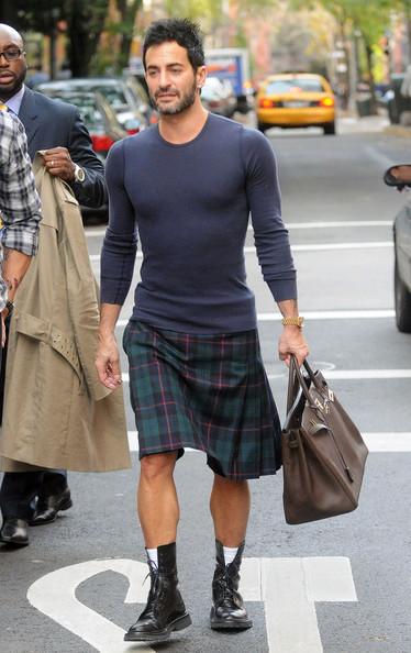 Fashion Designer Marc Jacobs Picture