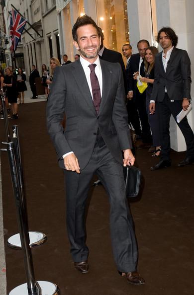 Fashion Designer Marc Jacobs Photo