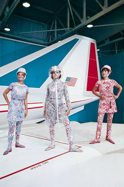 Fashionable Uniforms Picture
