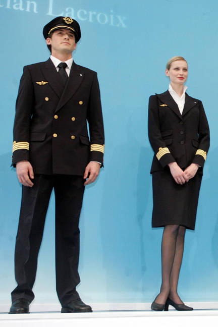 Fashionable Uniforms Pic
