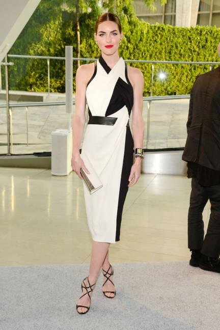 CFDA Fashion Hilary Rhoda Pic