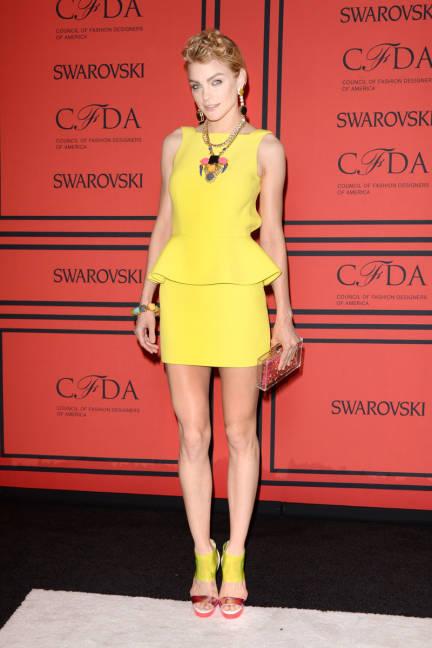 CFDA Fashion Jessica Stam Photograph