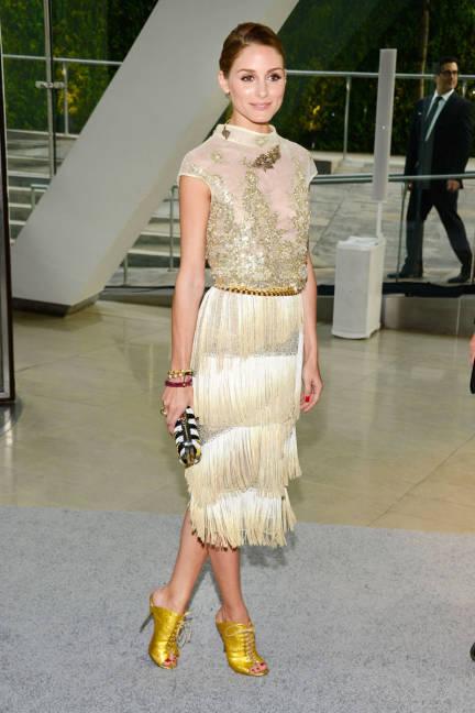 Olivia Palermo CFDA Fashion Photo