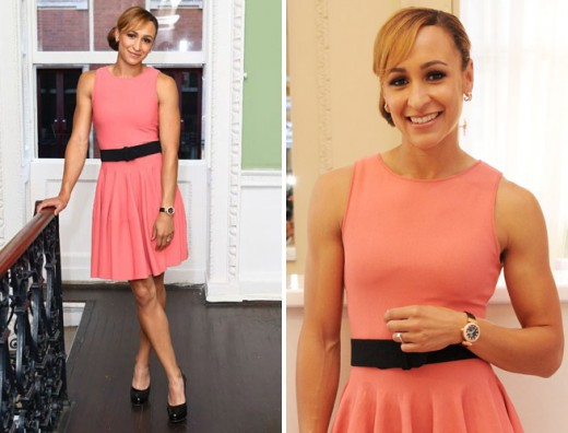 Olympic Star Jessica Ennis Picture
