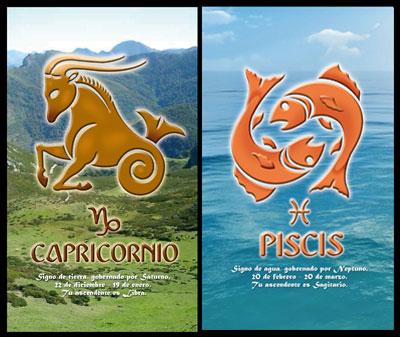 Pisces - Capricorn Compatibility