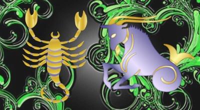 Scorpio - Capricorn Compatibility
