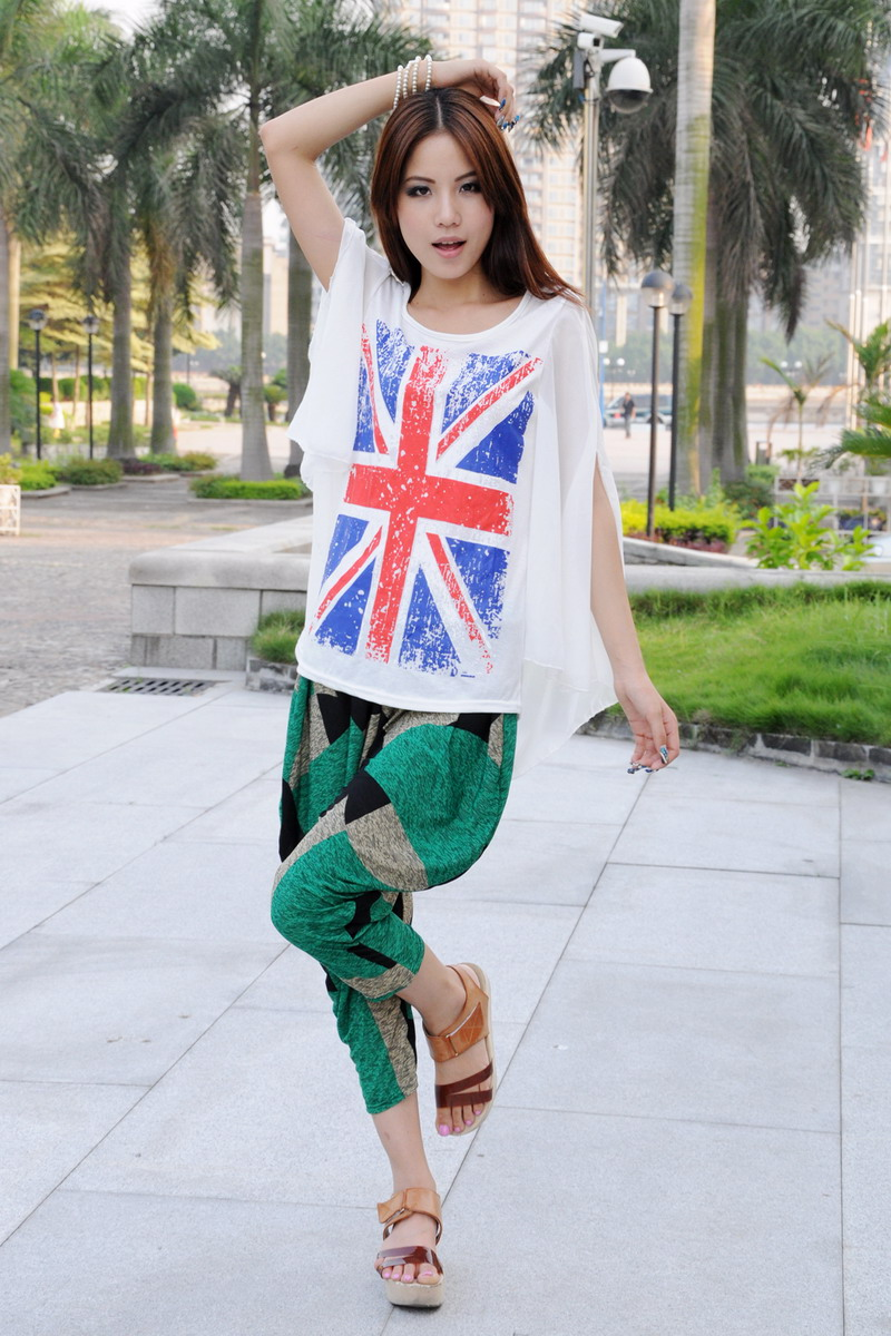 Fashion Trends of Women Pants Spring Summer 2013