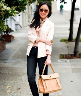 Street Style Hitting Sporty-Spice Look Picture