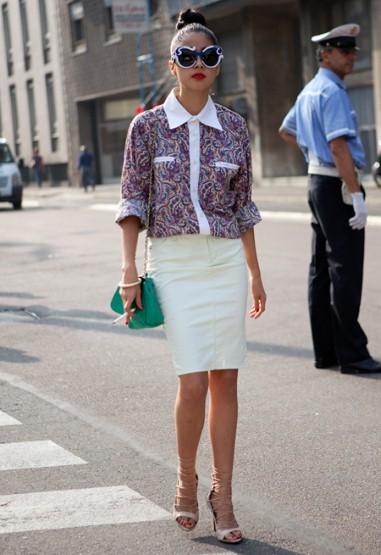 Street Style Hitting Hot N Spicy Look Image