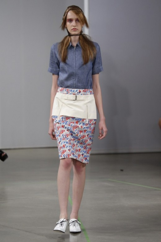 Summer Spring Women Skirts Trend 2013 Image