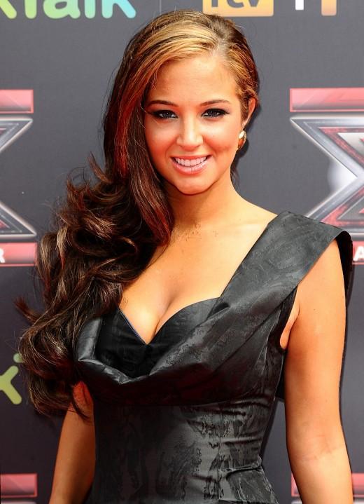 X Factor Star Tulsia Wallpaper
