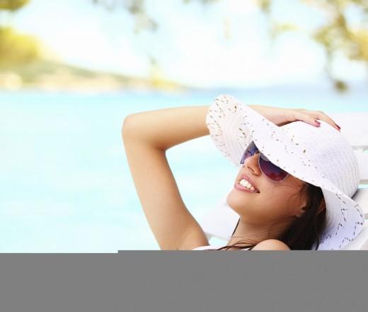 Summer Skin Care Photo