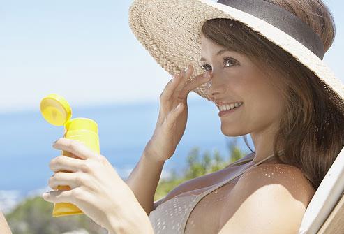 Summer Skin Care Image