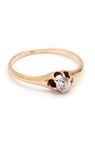 10 Traditional Engagement Rings Picture