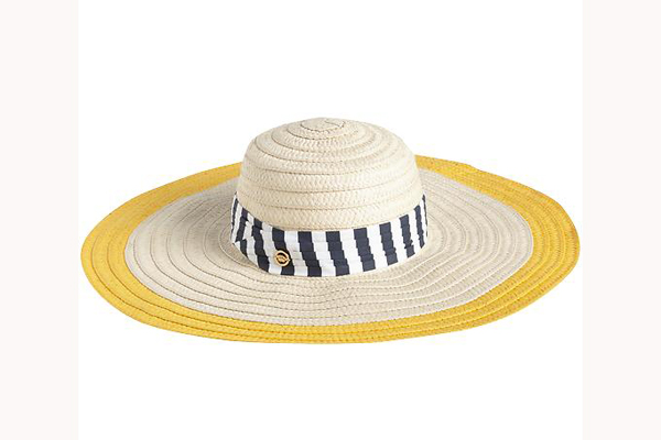 Beautiful Women Summer Hat Picture